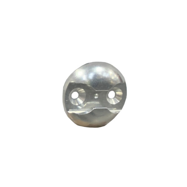 Alloy-Fixing-Bracket-To-Suit-Safety-Stud-With-Spring-Blue