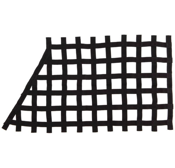 Window-Net-1-4-Light-FIA-Nascar-SFI-Black