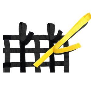 Window-Net-Velcro-Black