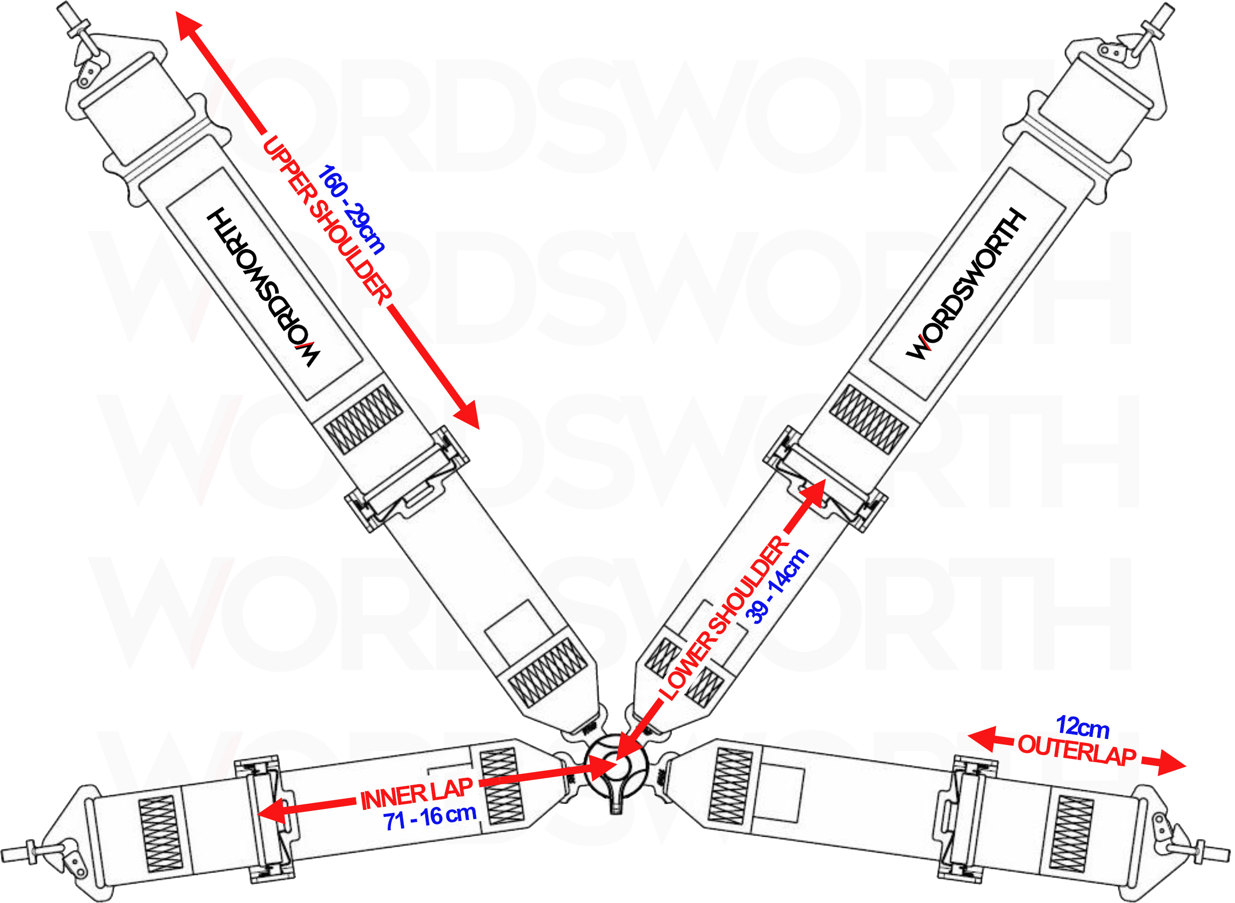 4-Point-Race-Harness-FIA-Technical-Drawing