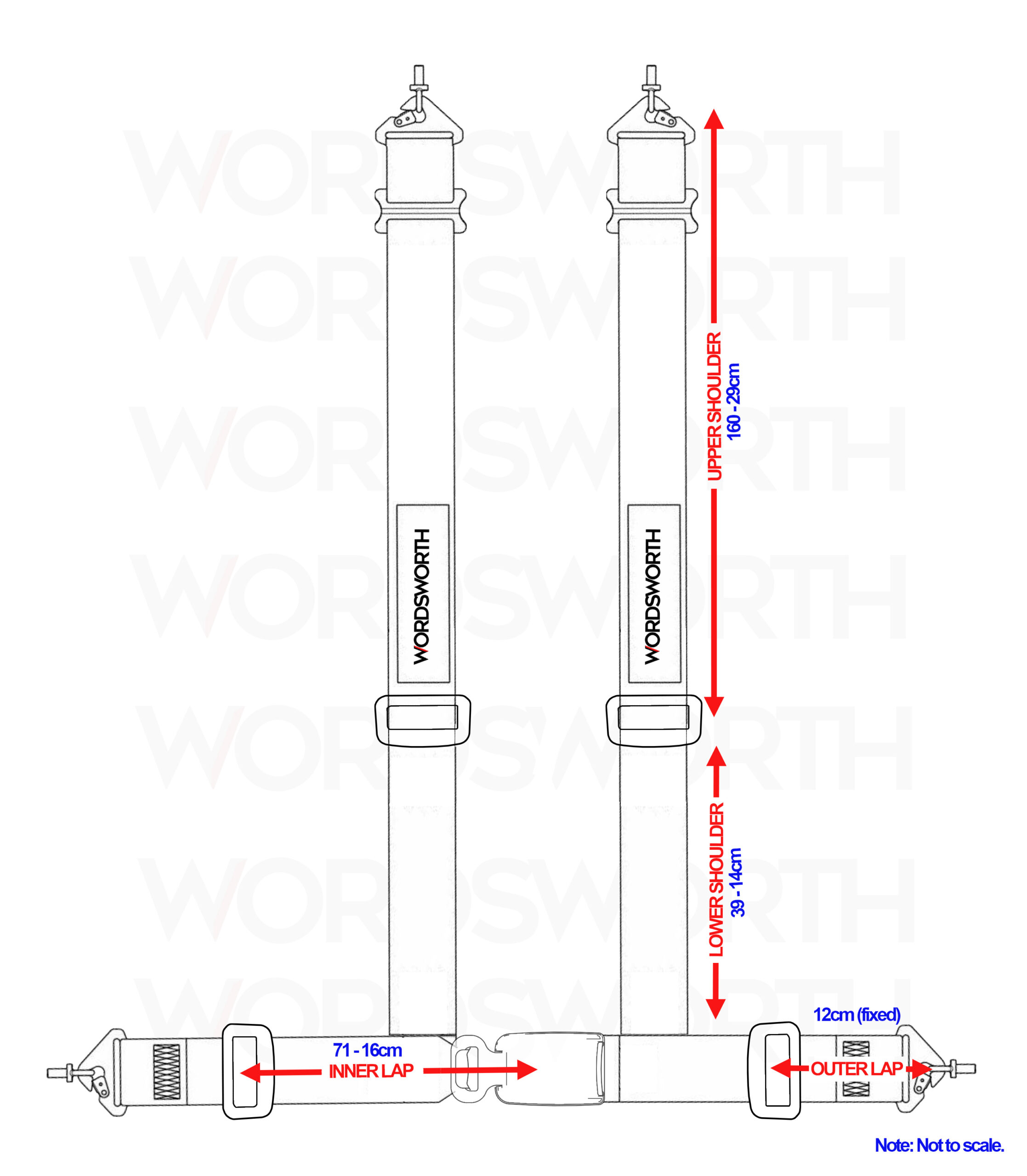 4-Point-Road-ECE-Harness-Technical-Drawing